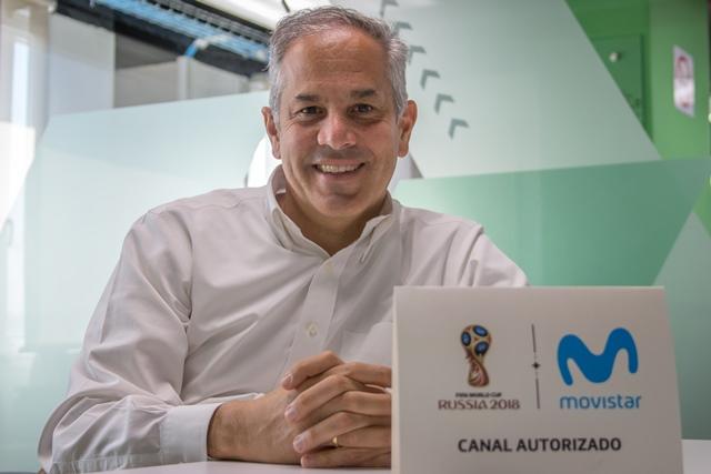 Luis Benatuil-Director País Telefónica GT