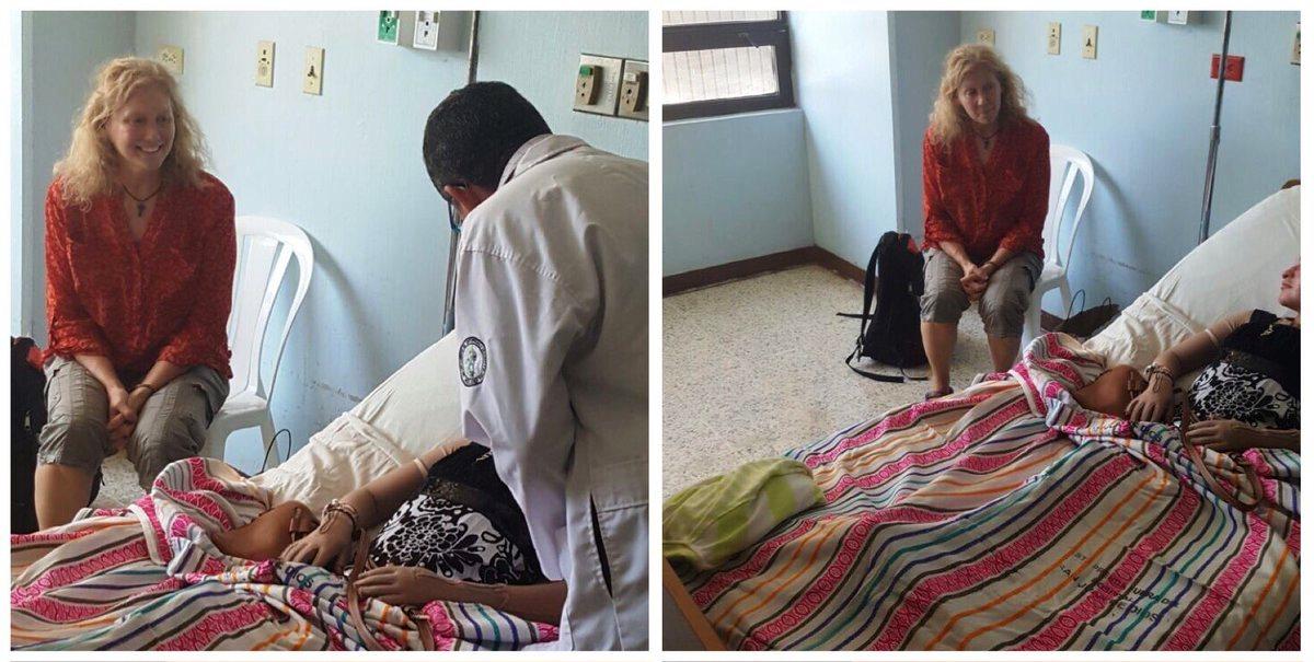 Víctima del Hogar Seguro que fue atendida en EE.UU. seguirá tratamiento en el país