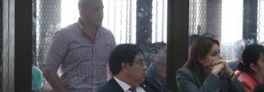 """El Ministerio Público por medio de la Fiscalía contra la Trata de Personas acusa a Sergio Oliverio Urrutia Guzmán, alias """"El Patrón"""", de violación. (Foto Prensa Libre: Juan Diego González)"""