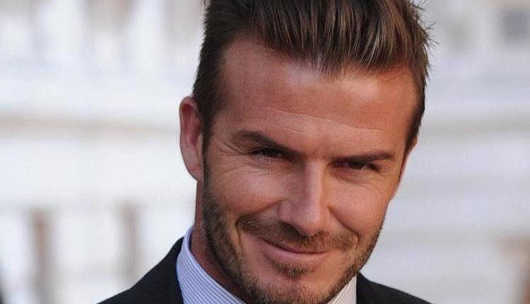 David Beckham es considerado un ejemplo para los demás futbolistas y los niños. (Foto Prensa Libre: Hemeroteca PL)
