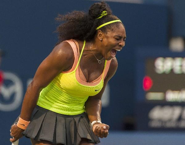 Serena Williams a semifinales del WTA de Toronto