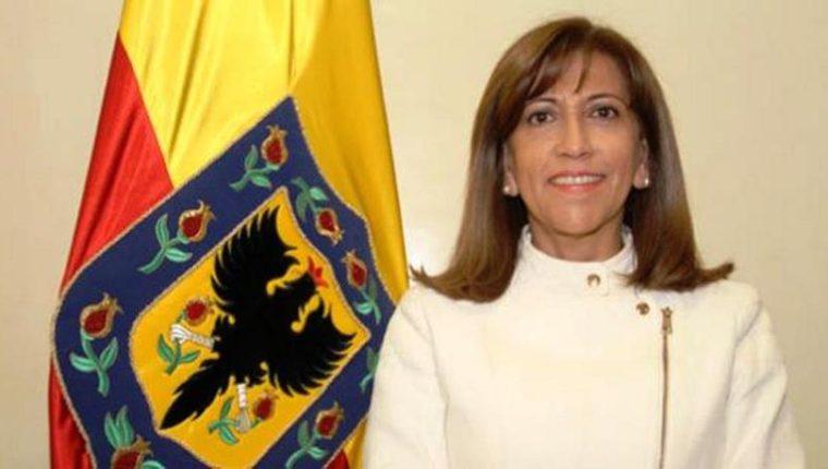 Martha Lucía Zamora Ávila fue magistrada y Fiscal General en Colombia. (Foto Prensa Libre: HemerotecaPL)