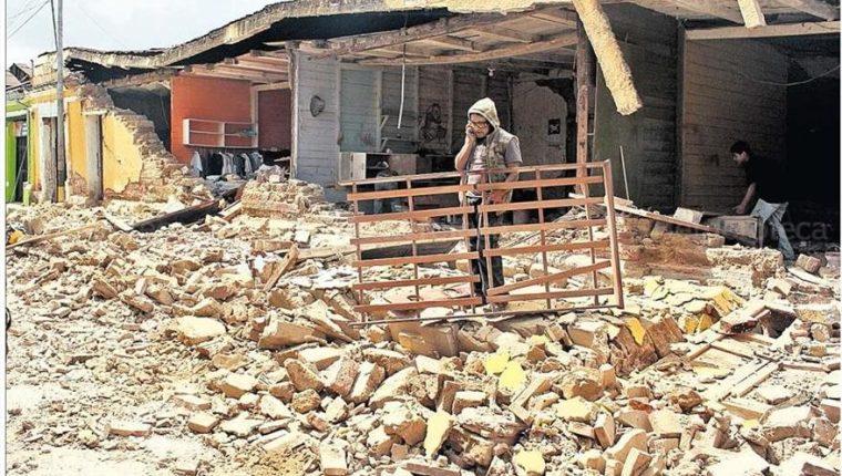 Terremotos Que Han Golpeado San Marcos Se Han Producido En Fecha 7 Prensa Libre