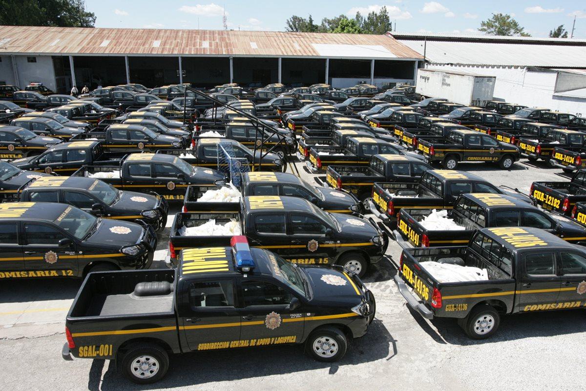 Detenidos 12 por desfalco de Q52 millones en la PNC
