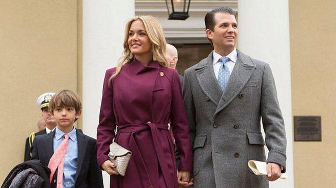 La pareja tiene cinco hijos. GETTY IMAGES