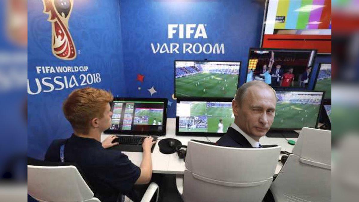 España queda fuera del Mundial y los memes arremeten contra el VAR y Putin