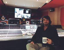 Nico Farias es egresado de Berklee College of Music, en Boston, Estados Unidos. (Foto Prensa Libre: Cortesía Nico Farias)
