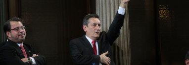 El diputado Roberto Villate es señalado por el MP de no haber reportado fondos de campaña cuando fungía como secretario general del partido Líder. (Foto: HemerotecaPL)