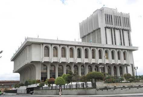 Corte Suprema de Justicia. (Foto Prensa Libre: Archivo)