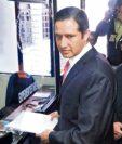 directivos de Anacafé entregaron ayer un recurso de amparo en la CC.