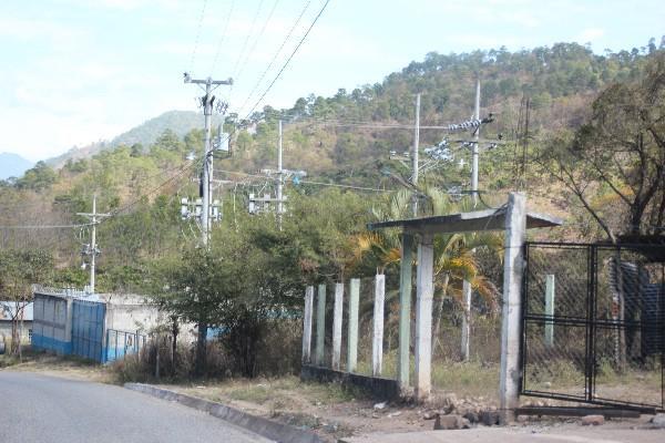 La subestación Las Guacamayas, en La Democracia, está ocupada desde  el 31 de enero último.
