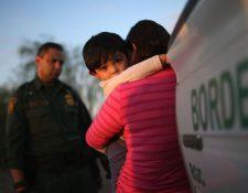 Funcionarios de migración apoyan políticas de Trump y no descartan repetir planes de separación. (Foto: Hemeroteca PL)