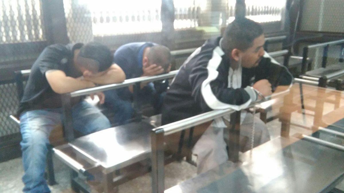 MP acusa a banda por extorsiones en Mixco