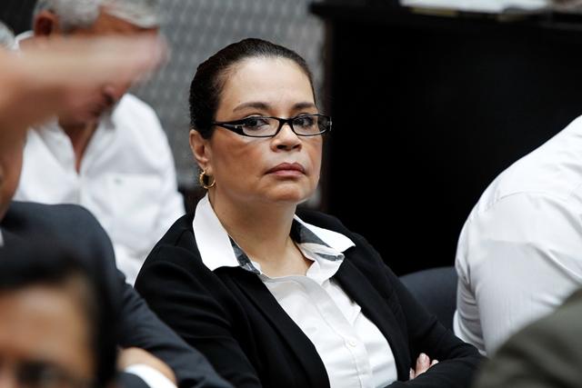 Fiscalía se enfoca en bienes de Baldetti en Honduras