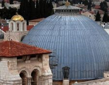 Jerusalén guarda significado para cristianos, musulmanes y judíos. GETTY IMAGES