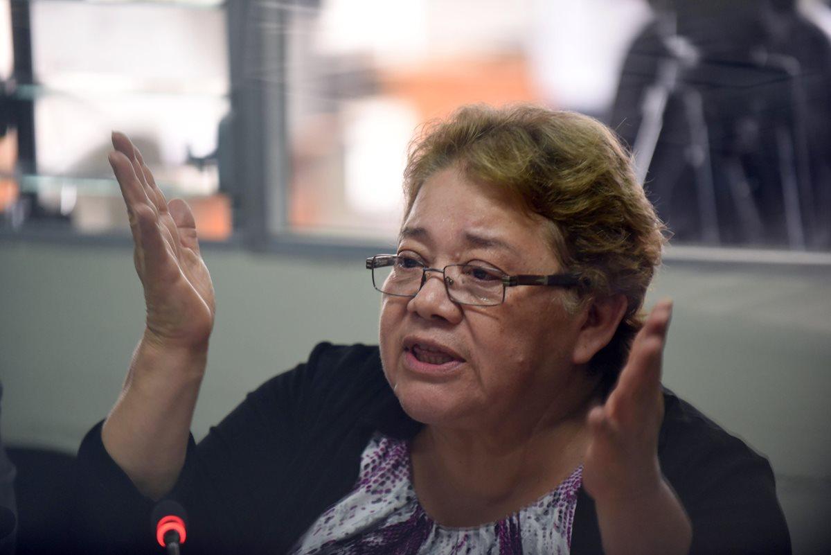 <em>La Línea</em> | Jueza Marta Sierra de Stalling va a cárcel de Matamoros