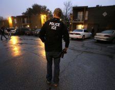 Agentes de Inmigración y Control de Aduanas detuvieron a por los menos 17 guatemaltecos en Atlanta,Georgia. (Foto Prensa Libre: Hemeroteca PL)