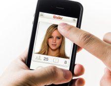 Tinder es una de las aplicaciones móviles más utilizadas para encontrar pareja. (Foto: Hemeroteca PL).