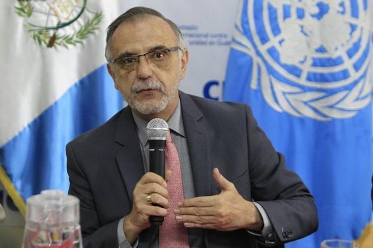 Iván Velásquez denuncia estrategia del Gobierno para forzar a la ONU a cerrar la Cicig