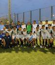 La Selección Nacional se prepara para enfrentar a Israel este jueves. (Foto Prensa Libre: Fedefut)