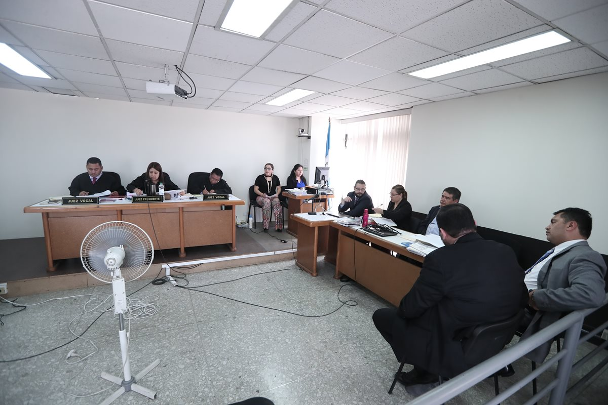 Inicia juicio por fallido intento de sobornar a Juan Carlos Monzón