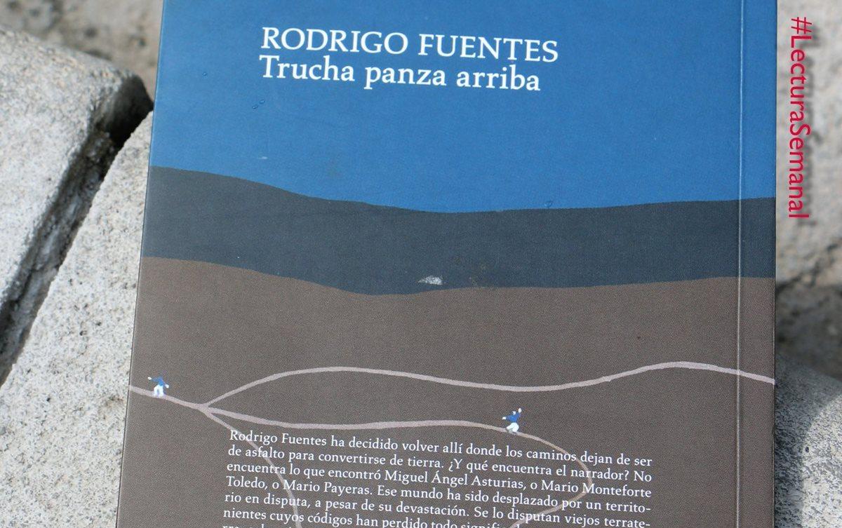 Trucha panza arriba, de Rodrigo Fuentes, es nominado en Colombia (Foto Prensa Libre: Facebook CFCE Antigua).