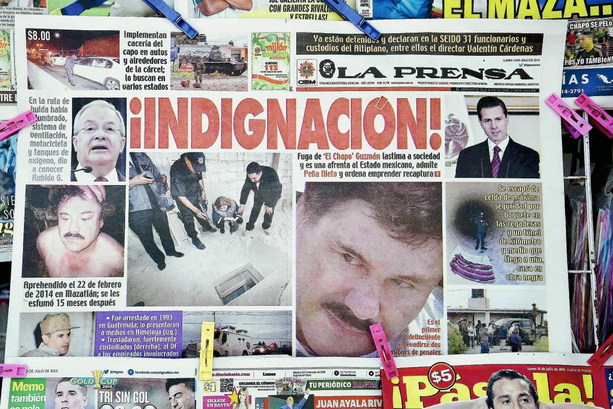 El Chapo Guzmán, listo para recuperar su trono criminal en México