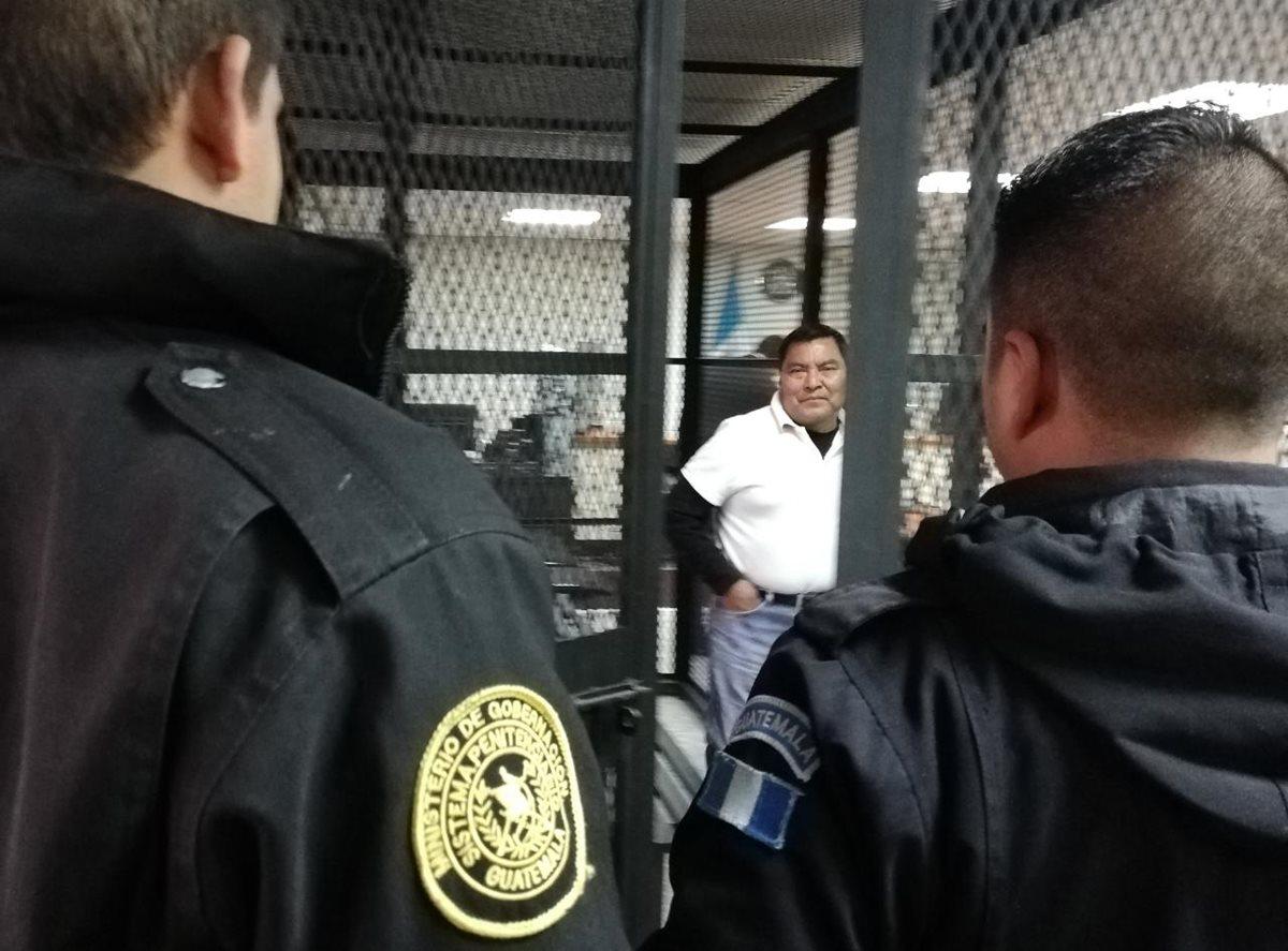 Kaibil Santos López es sentenciado a 5 mil 160 años de prisión