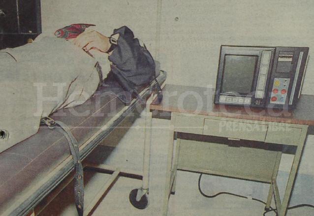 1997: inauguran el <em>módulo letal</em>