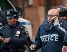 Las autoridades hallaron otro paquete en la casa de Robert De Niro en Nueva York el jueves. GETTY IMAGES