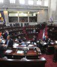 Diputados intentarán aprobar el transfuguismo durante la discusión de las reformas a la Ley Electoral y de Partidos Políticos. (Foto Prensa Libre: Óscar Rivas)