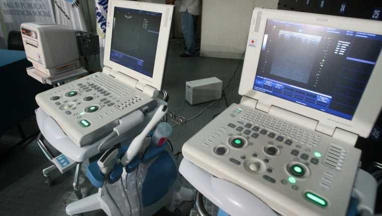 Japón donó equípo médico a hospitales de Guatemala. (Foto Prensa Libre: Álvaro Interiano)