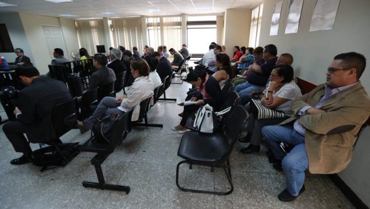 El proceso se ha alargado por más de dos años. (Foto Prensa Libre: Erick Avila)