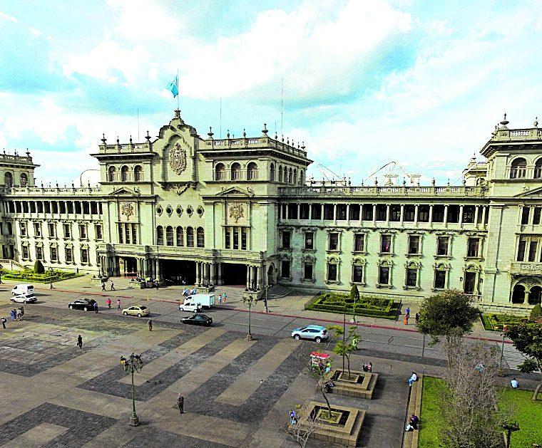 El Palacio Nacional de la Cultura está ubicado en la 6a. calle entre 6a. y 7a. avenida de la zona 1, ciudad de Guatemala (Foto: Hemeroteca PL).