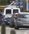 Autoridades de Bélgica lanzaron una amplia operación antiterrorista en Brselas.(EFE).