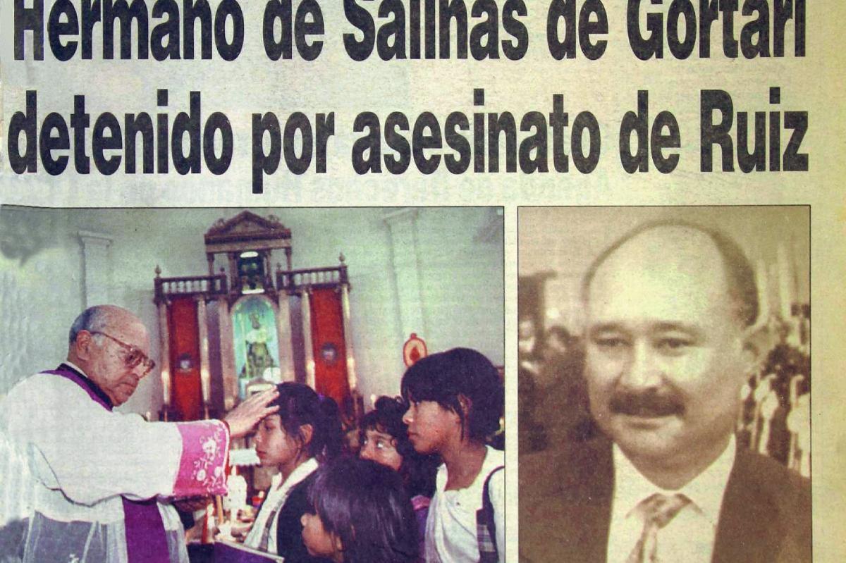 Raúl Salinas de Gortari es detenido en México