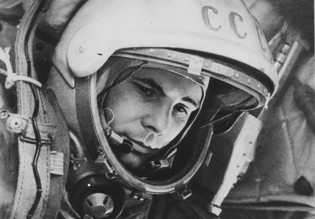 1961: cosmonauta soviético es el primer hombre en el espacio