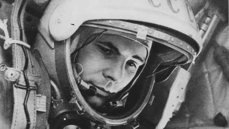 Gagarin tenía 25 años cuando fue seleccionado para el programa espacial. (Foto: Hemeroteca PL)