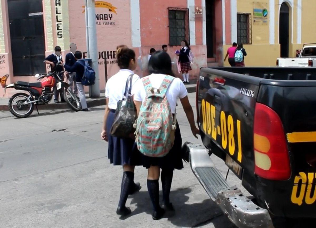 Telefónicas podrían sumarse a la búsqueda de menores por la alerta Alba-Keneth