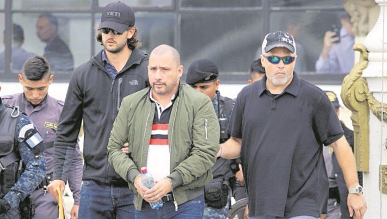 Marlon Francesco Monroy Meoño utilizaba los seudónimos el Teniente Fantasma o M3. (Foto Prensa Libre: Hemeroteca PL)