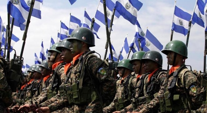 El Salvador: Asesinan a balazos a un subsargento del Ejército