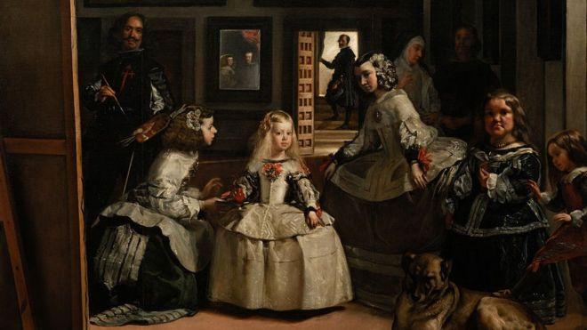 """La trágica historia de la infanta Margarita, la princesa protagonista de """"Las Meninas"""" de Velázquez y de un """"trap"""" que se volvió viral"""
