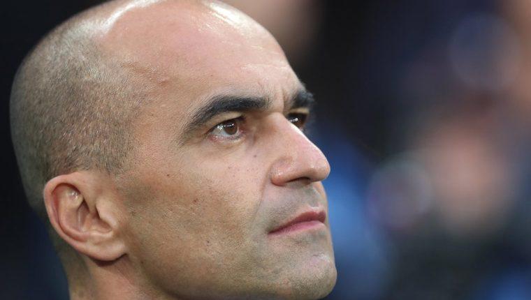 Roberto Martínez asegura que su equipo deber irse con la cabeza en alto del Mundial de Rusia 2018. (Foto Prensa Libre: EFE)
