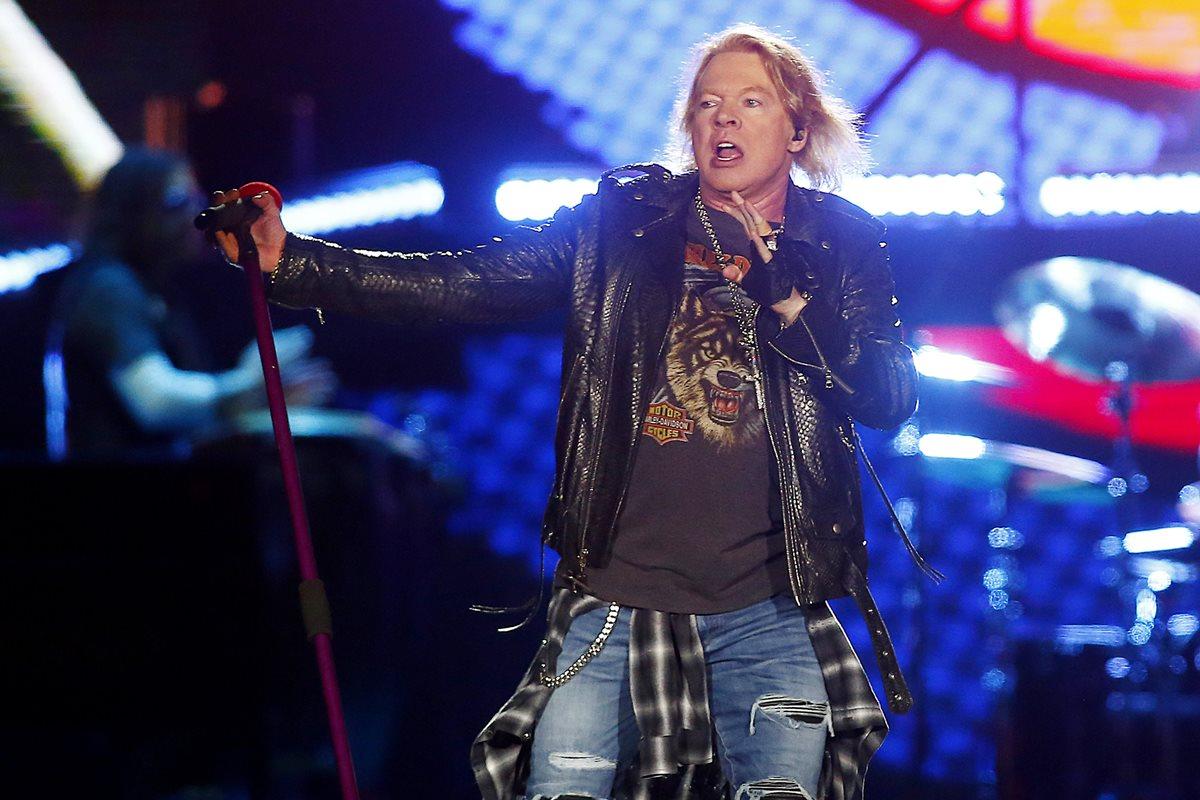 Pearl Jam, Guns N' Roses, U2 y la gira que pudo ser realidad