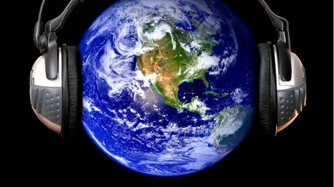 ¿Alguna vez te preguntaste cómo suena el mundo? (GETTY IMAGES)