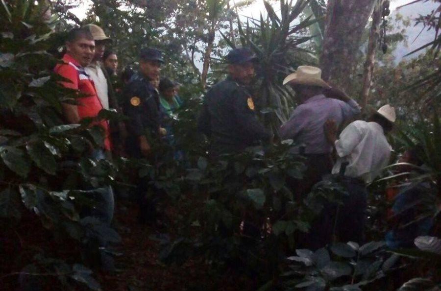 Agricultores localizan cuerpo de menor con señales de violencia