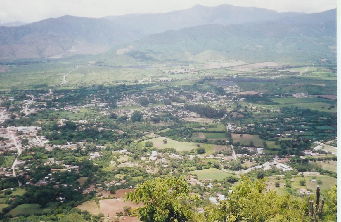 Vista panorámica de Salamá, Baja Verapaz, donde Guillermo Veliz, hijo del exalcalde, fue condenado a prisión. (Foto HemerotecaPL)