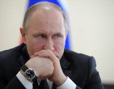 Rusia se prepara para responder a occidente también con la expulsión de sus diplomáticos. (Foto Prensa Libre: EFE)
