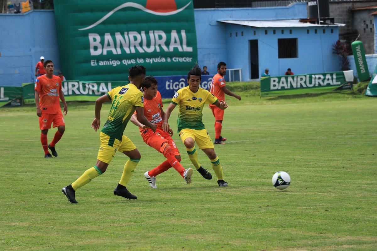 Deportivo Petapa, la camisola que se ponen los políticos