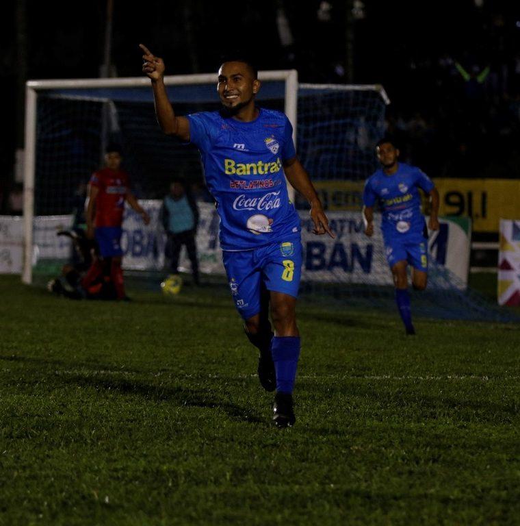 El mediocampista, de El Rancho, ha marcado cuatro goles en el Clausura 2018. Dos a Municipal, uno a Petapa y otro a Guastatoya. (Foto Prensa Libre: Eduardo Sam Chun)